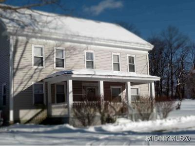 Herkimer County Single Family Home For Sale: 5092 Military Road