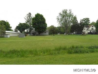 New Hartford Residential Lots & Land For Sale: Huxford Ave