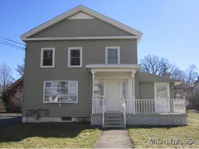 Multi Family Home Sold: 123 Barton Ave.