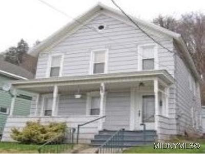 Herkimer County Single Family Home For Sale: 218 Loomis Street