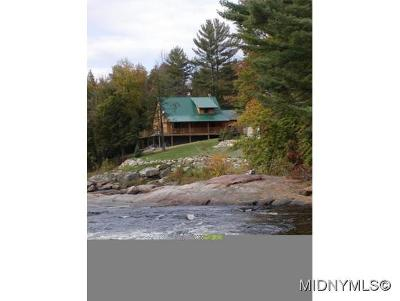 Lyons Falls NY Single Family Home For Sale: $284,900
