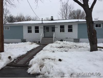 Utica Multi Family Home For Sale: 932 Arnold Ave