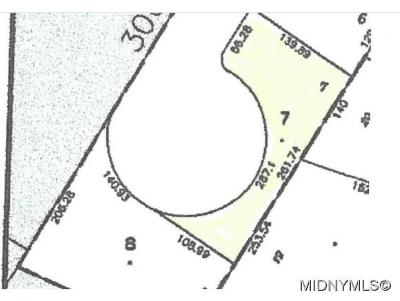 New Hartford Residential Lots & Land For Sale: 113 Jewell Ridge Rd