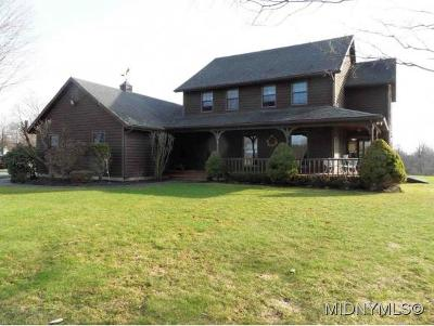 Blossvale, Floyd, Lee, Lee Center, Rome, Taberg Single Family Home For Sale: 7755 Bell Road N
