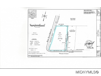 Rome Residential Lots & Land For Sale: 702 Black River Blvd