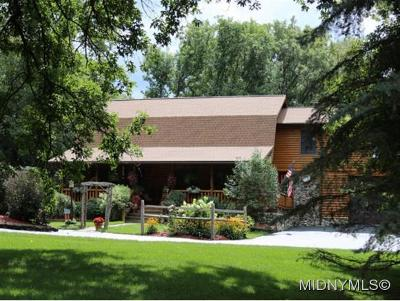 Single Family Home Sold: 9606 Pinnacle Rd.