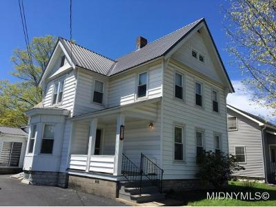 POLAND Single Family Home For Sale: 8931 North Main St
