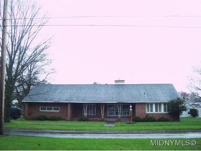 Rome Single Family Home For Sale: 514 E. Garden St.