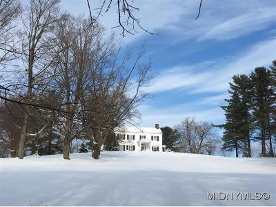Herkimer County Single Family Home For Sale: 102 State Route 167