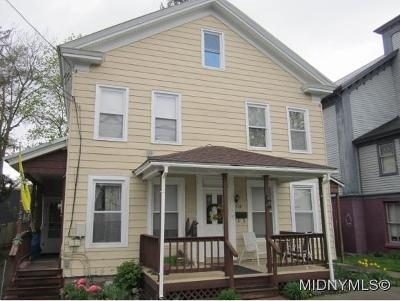 Multi Family Home For Sale: 135 White St.