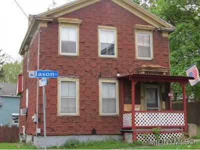Oneida County Single Family Home For Sale: 15 Jason Street