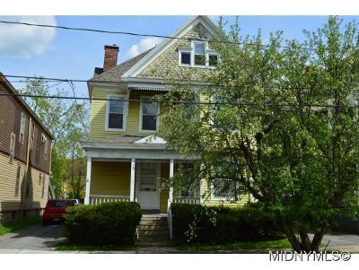 Oneida County Single Family Home For Sale: 113 Thomas Street