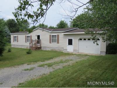 Boonville Single Family Home For Sale: 6249 Stuckie Rd.