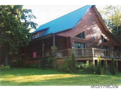 Herkimer County Single Family Home For Sale: 115 Beechwood Lane
