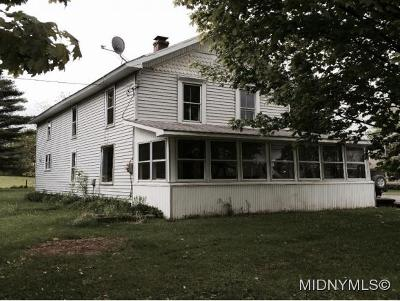Boonville Single Family Home For Sale: 11583 State Route 12