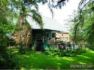 Herkimer, Ilion, Little Falls, Mohawk, Schuyler Single Family Home For Sale: 135 Koch Road
