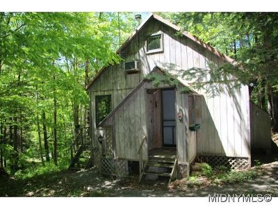 Forestport Single Family Home For Sale: 11990 Enos Rd