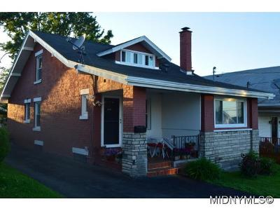 Multi Family Home For Sale: 1652 St Agnes