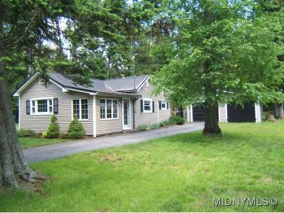 Old Forge Single Family Home For Sale: 148 Moose River Trail