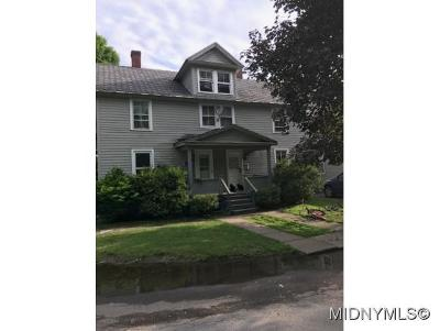 Clark Mills Multi Family Home For Sale: 1 Taylor Avenue