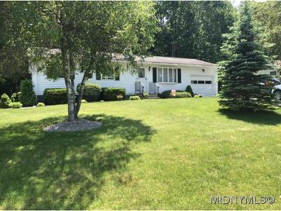 Oriskany Single Family Home For Sale: 325 Hillside Drive
