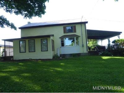 Single Family Home Sold: 5373 Knoxboro Rd.
