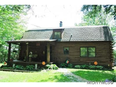 Single Family Home For Sale: 1133 Hemlock Hills Rd