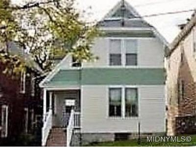 Herkimer County Single Family Home For Sale: 83 Prospect St