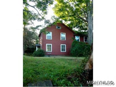 New York Mills Single Family Home For Sale: 552 Main St F