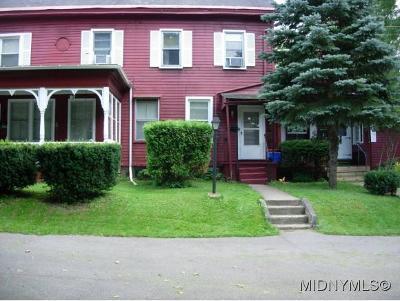 New York Mills Single Family Home For Sale: 552 Main Street Unit D