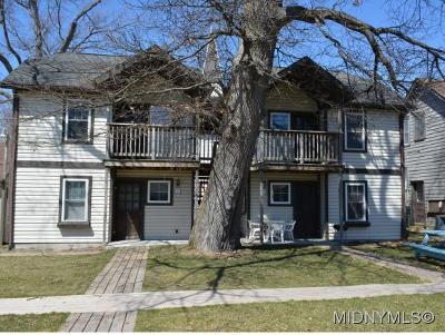 Sylvan Beach Multi Family Home For Sale: 715 Park Ave