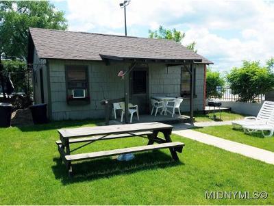 Sylvan Beach Single Family Home For Sale: 709 Park Ave