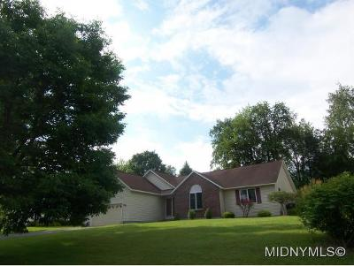 Madison County Single Family Home For Sale: 103 Morgan Lane