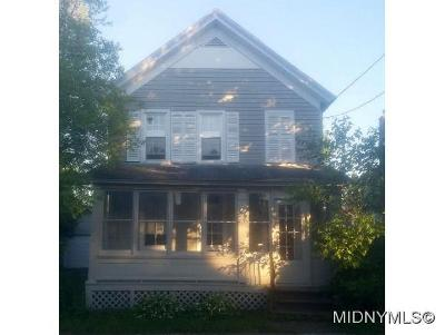 Herkimer County Single Family Home For Sale: 316 Pleasant Ave