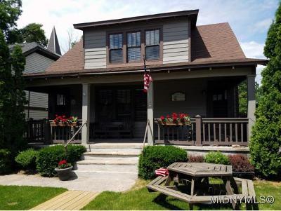 Sylvan Beach Single Family Home For Sale: 711 Park Ave