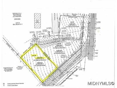 New Hartford Residential Lots & Land For Sale: Snowden Road