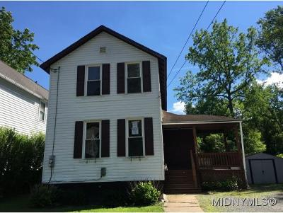 Madison County Single Family Home For Sale: 324 Bennett St