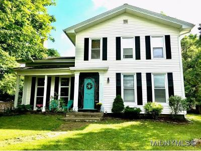Clinton Single Family Home For Sale: 8064 Brimfield