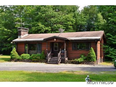 Remsen NY Single Family Home For Sale: $180,000