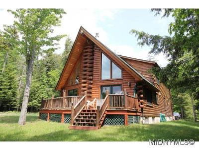 Herkimer County Single Family Home For Sale: 172 Eagle Creek Road