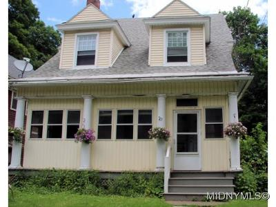 Oneida County Single Family Home For Sale: 13 Higby Rd