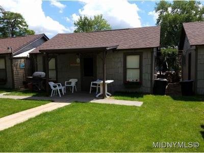 Sylvan Beach Single Family Home For Sale: 707 Park Ave