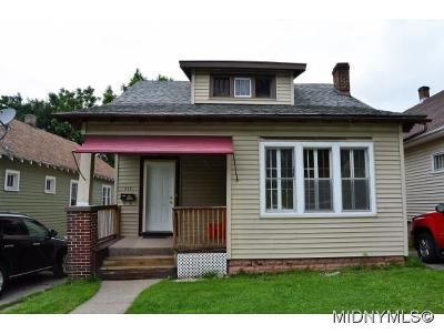 Oneida County Single Family Home For Sale: 219 Pleasant St