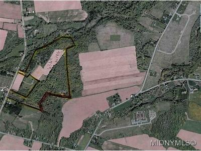 Clinton Residential Lots & Land For Sale: Brimfield Street