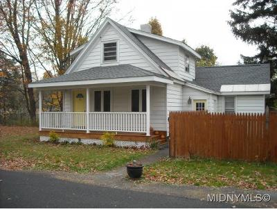New Hartford Single Family Home For Sale: 10 Ealy Ave.