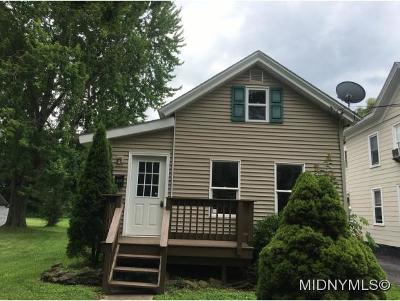 Madison County Single Family Home For Sale: 413 W Elm St