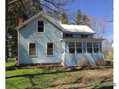 Vernon Single Family Home For Sale: 5753 Norton Road