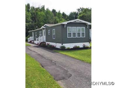 Clinton Mobile Home For Sale: 117 Anthony Street