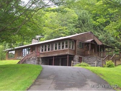 Oneida County Single Family Home For Sale: 6127 Belcher Rd.