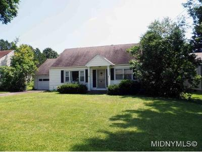 Marcy Single Family Home For Sale: 5716 Jerry Road